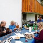 Workshop sullo sbiancamento dei rami
