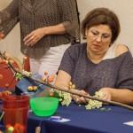 Workshop di ikebana con Ilse Beunen