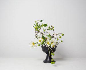Se avessimo inventato noi l'ikebana